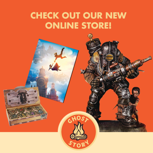 Ghost Story Games Store - Now Live