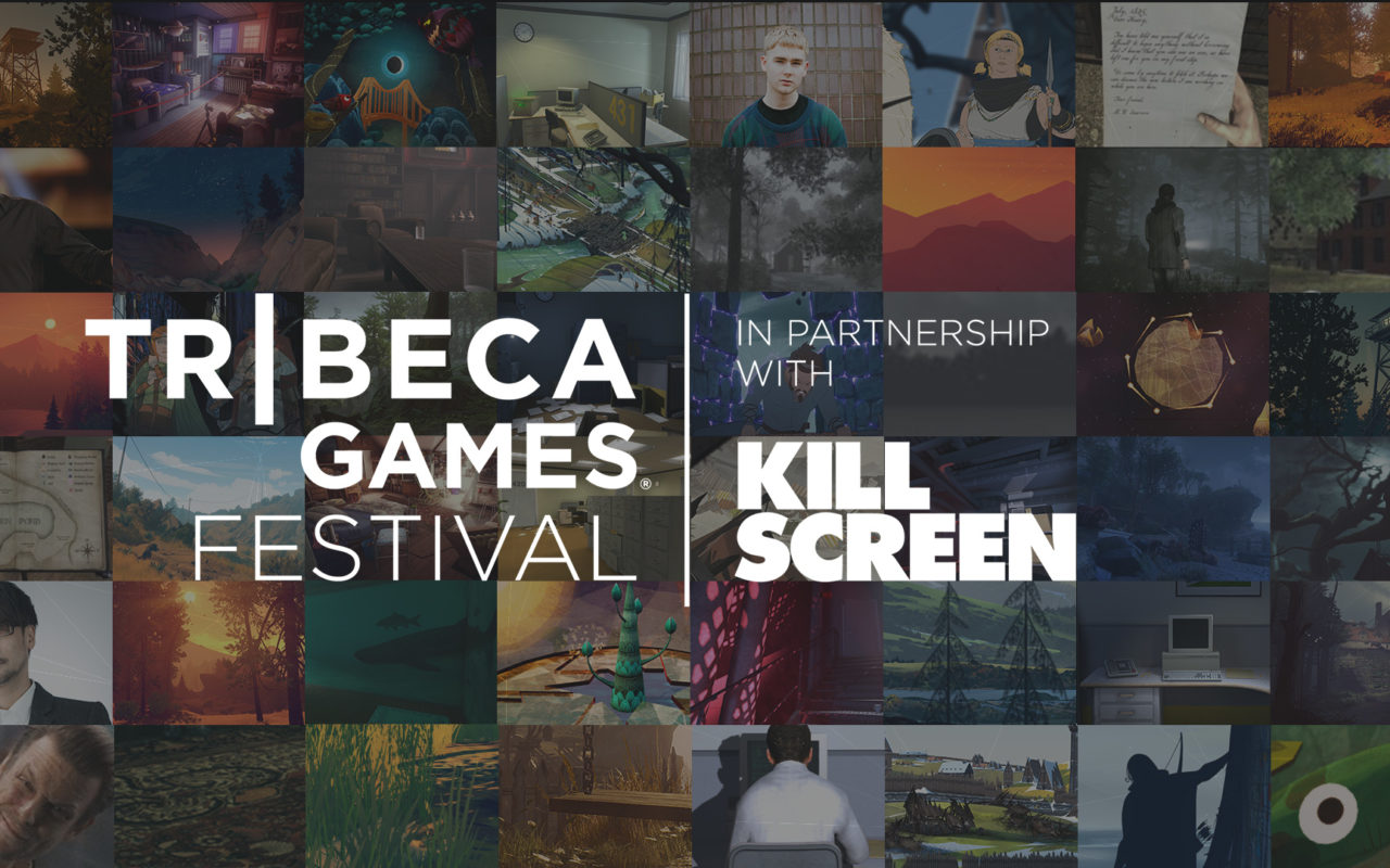 Ken at Tribeca Game Festival 2017