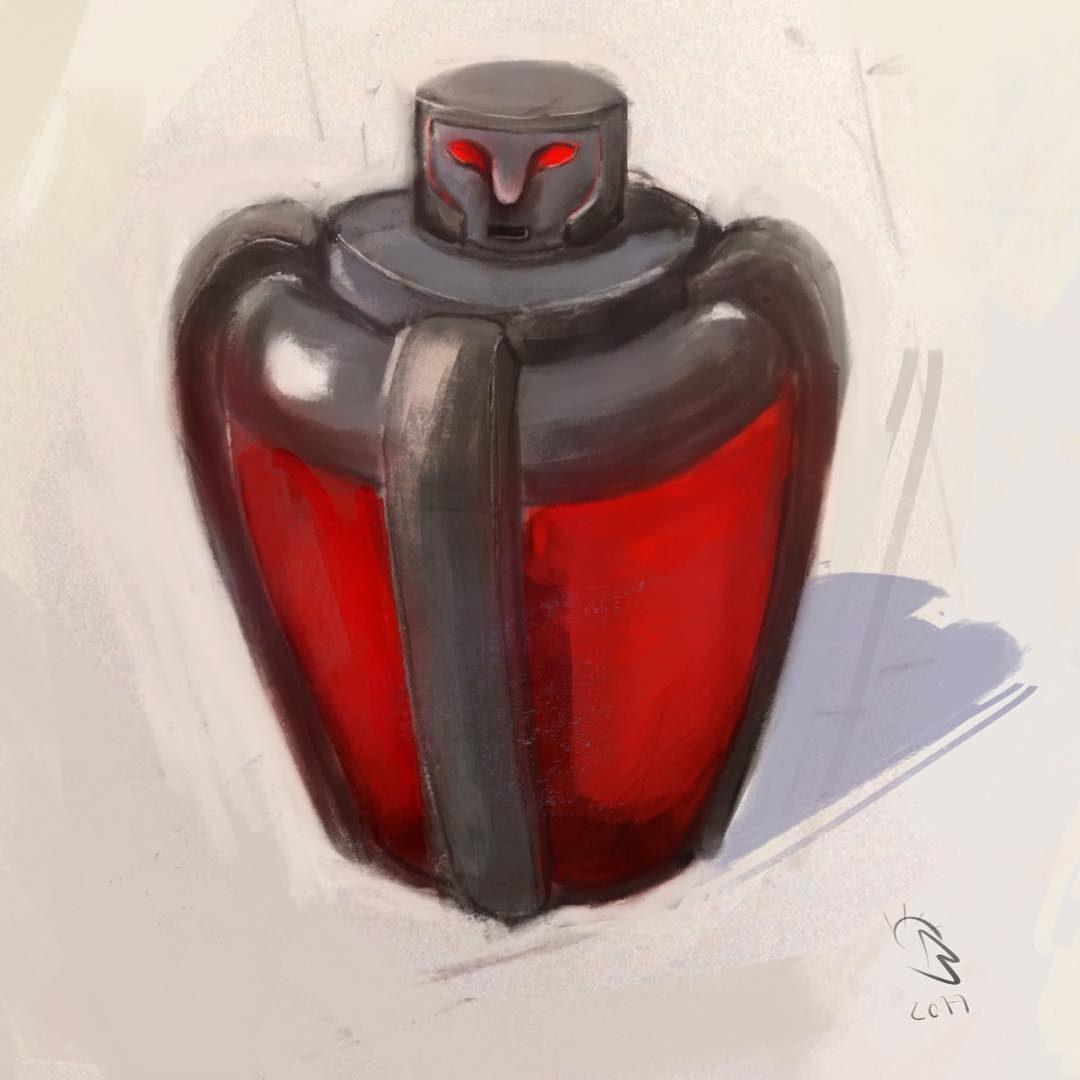 Bioshock Bottle