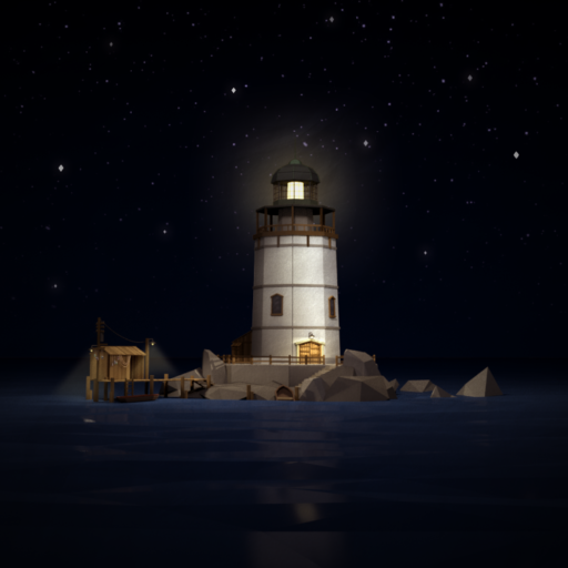 There's always a Lighthouse